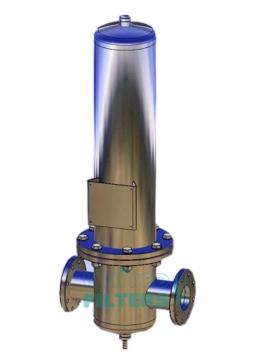 Корпус PG-EG 0432 1920 для процессных фильтров Donaldson Ultrafilter